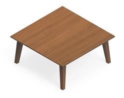 Global Corby Mid Century Veneer Coffee Table Cbyct3030h13