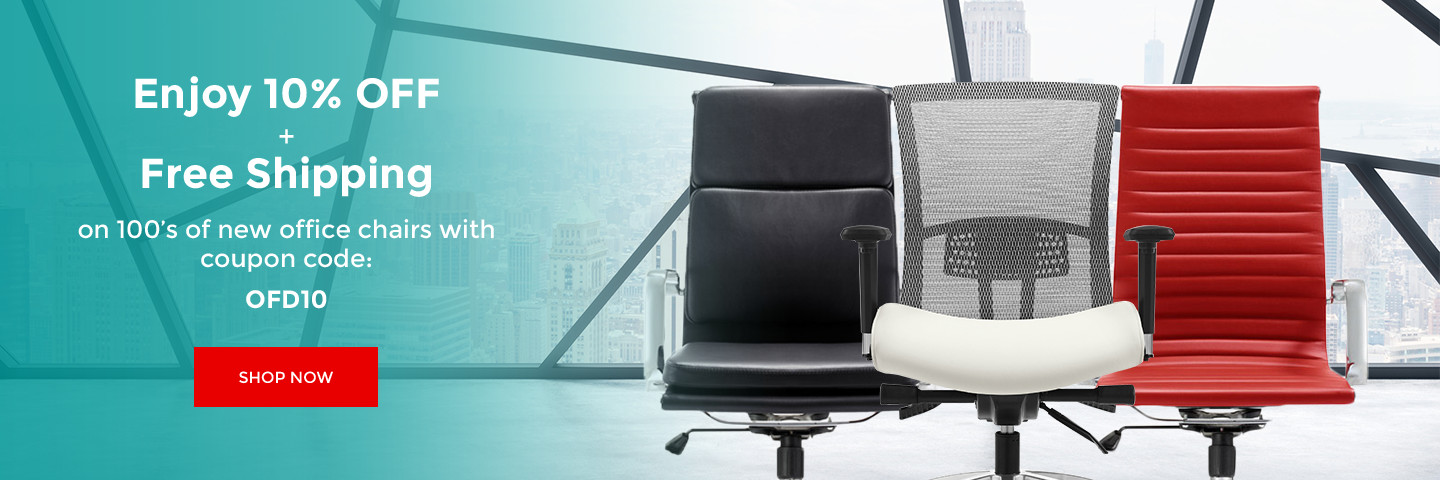 Awesome Enjoy 10 Percent Off And Free Shipping On Hundreds Of New Office Chairs  With Coupon Code